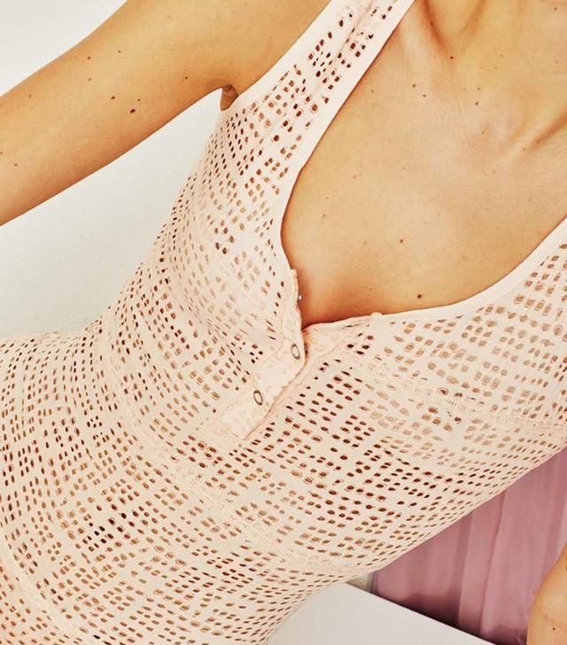 Negative Underwear Essaouira Bodysuit in Nude