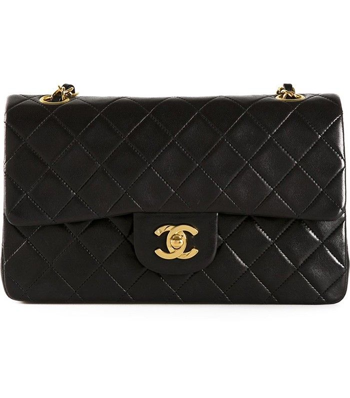 9f49bae36f31d7 ... vintage Chanel bags that seem like a bargain, given this information!  Pinterest