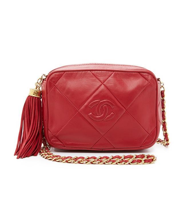Chanel Vintage CC Camera Bag