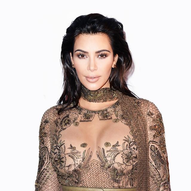 Kim Kardashian Lost 30 Kilos by Eating This