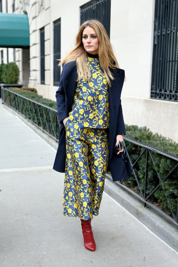 <p><strong>WHO:</strong> Olivia Palermo</p>