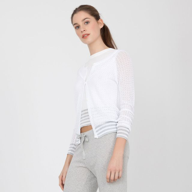 Zara Cotton Open Bomber