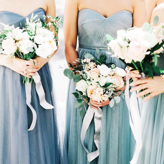5e37bc5dd35 14 Etiquette Rules to Follow When Picking Out Bridesmaid Dresses ...