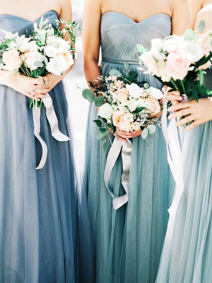14 Etiquette Rules To Follow When Picking Out Bridesmaid Dresses Who What Wear