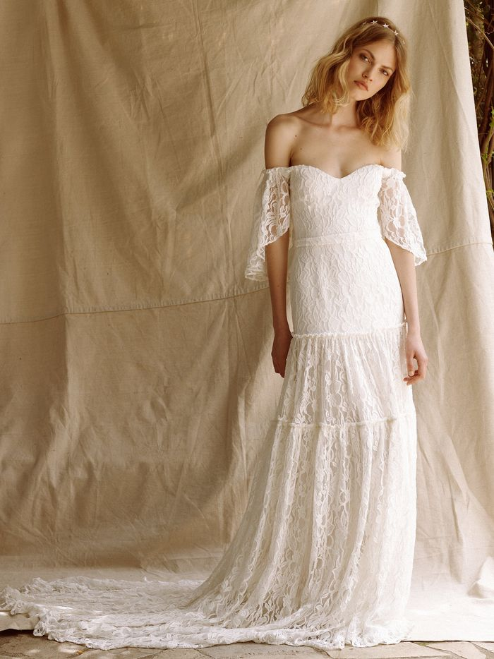 This Is Why Wedding Dresses Are White Who What Wear