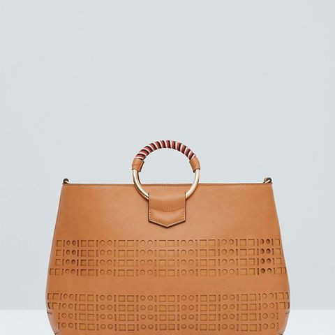 Perforated Design Bag