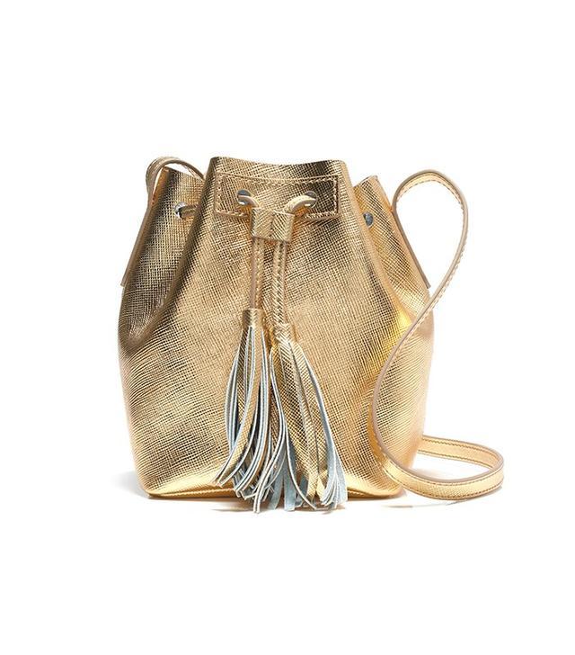 J.Crew Mini Bucket Bag