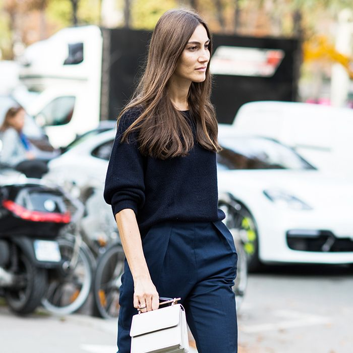 6e07c6e38f46 The Only 10 Work Outfits You Need