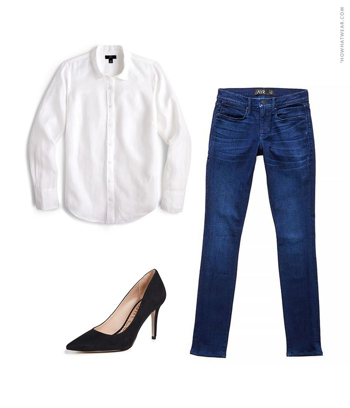 43f4205927 The Only 10 Work Outfits You Need | Who What Wear