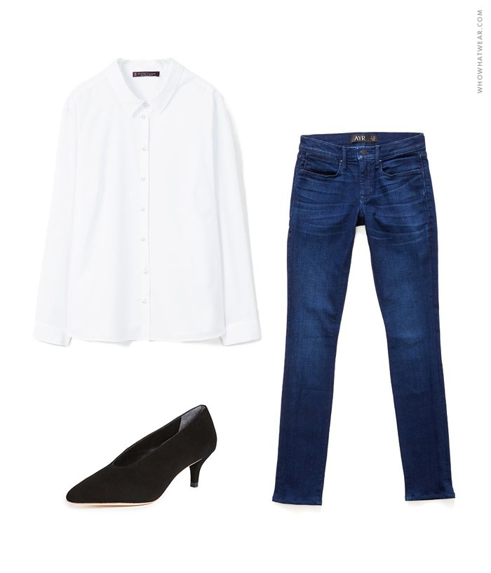0e1c174bca5a The Only 10 Work Outfits You Need | Who What Wear