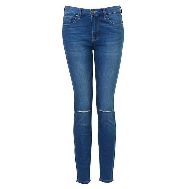 Sportsgirl Slashed Ankle Grazer Jeans