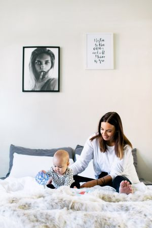 Bondi and Baby: Tour This Young Family's Small, but Stylish Apartment