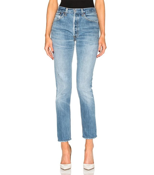 Re/Done High Rise Jeans