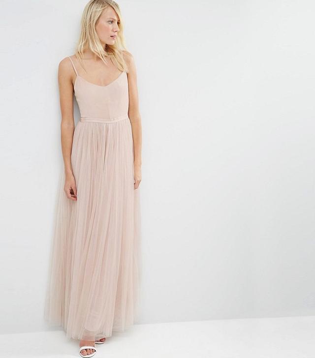 Needle & Thread Giselle Ballet Maxi Dress