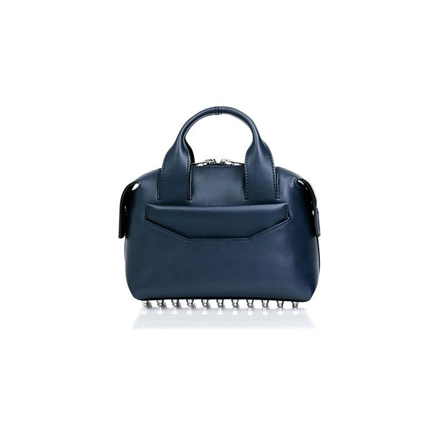 Alexander Wang Rogue Large Satchel Neptune