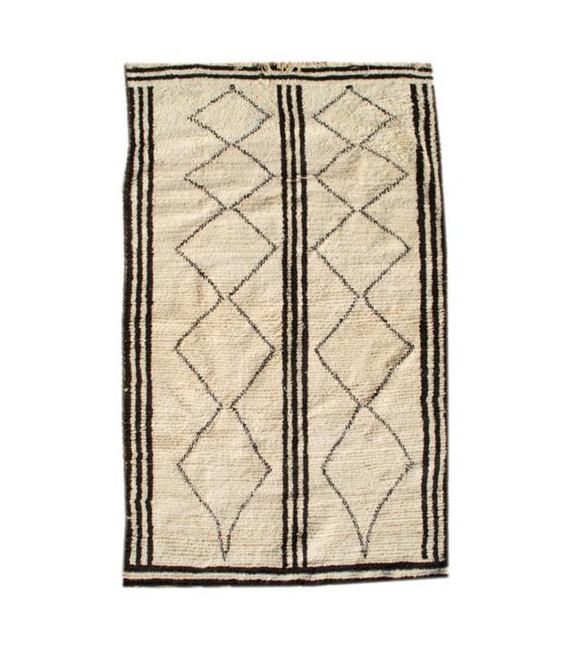 TRNK Vintage Beni Ourain Rug