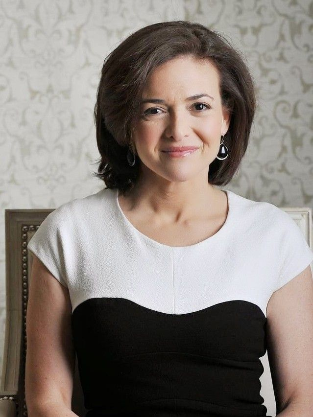 This Is How to Get Ahead, Says Sheryl Sandberg | MyDomaine Sheryl Sandberg How To Give Support Article
