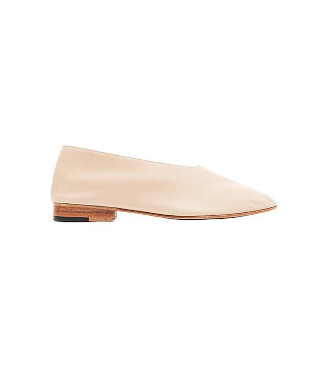 Martiniano Glove Shoe in Sand