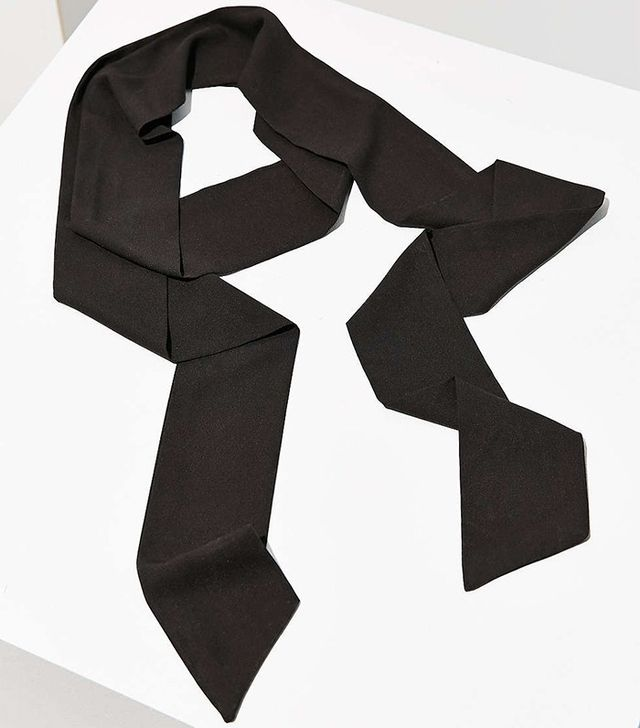 Urban Outfitters Silky Sninny Scarf
