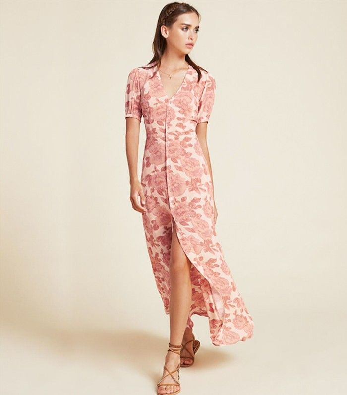 9d90cc946a 19 Summer Dresses That Are Pretty AND Bra-Friendly | Who What Wear UK