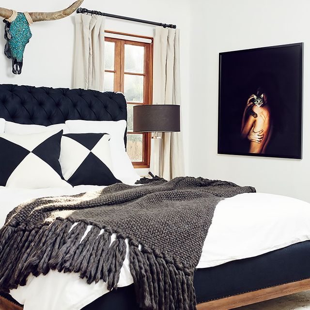 The 5 Chicest Celebrity Bedrooms We've Ever Visited