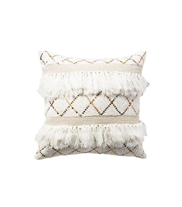 Anthropologie Moroccan Wedding Pillow