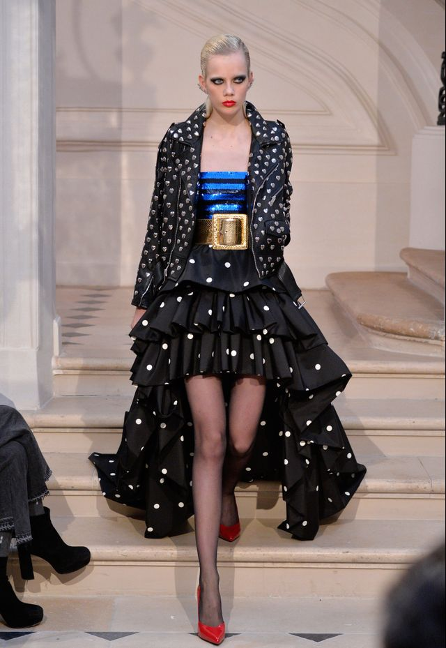 <p><strong>WHAT:</strong> Saint Laurent A/W 16-17</p>
