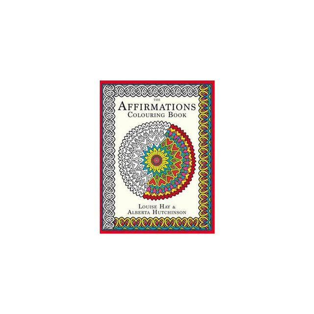 Louise Hay The Affirmations Coloring Book
