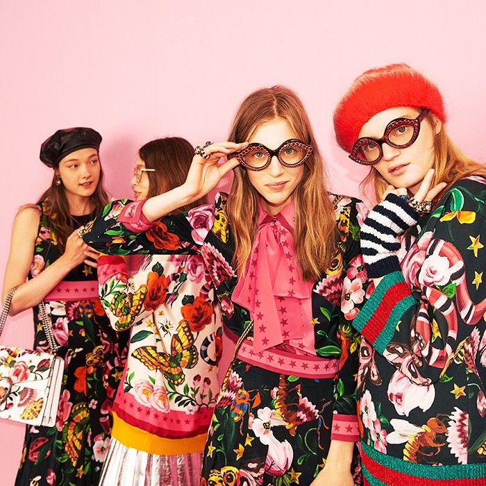 b78b73bdb Gucci Garden: The New Online-Only Collection You're Going to Love | Who  What Wear UK