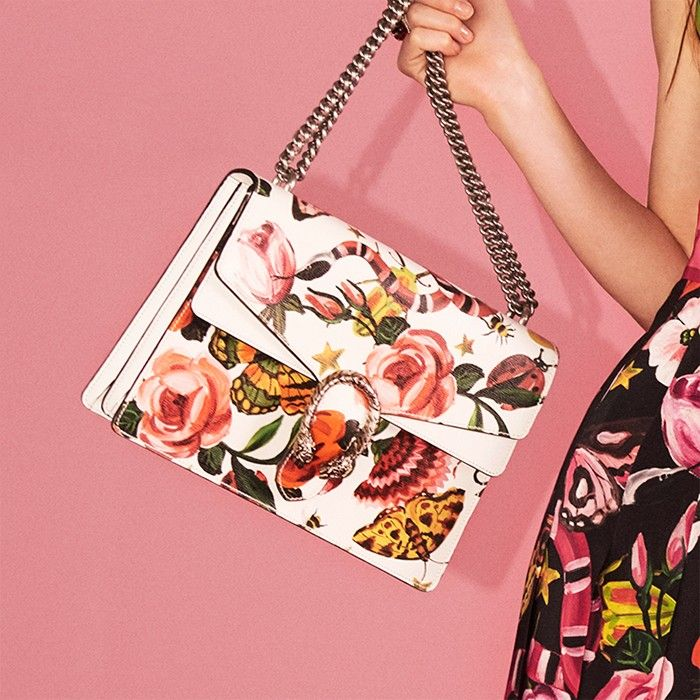 1062d7a4a72 Gucci Garden  The New Online-Only Collection You re Going to Love ...