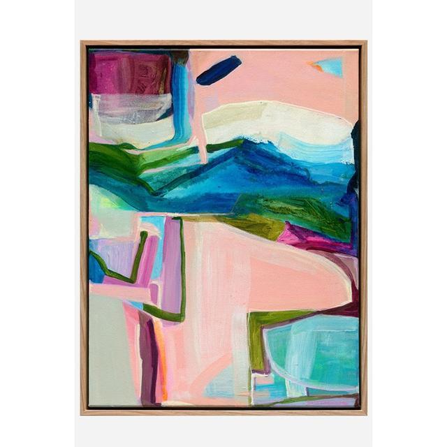 Annie Everingham Country in Technicolour Artwork
