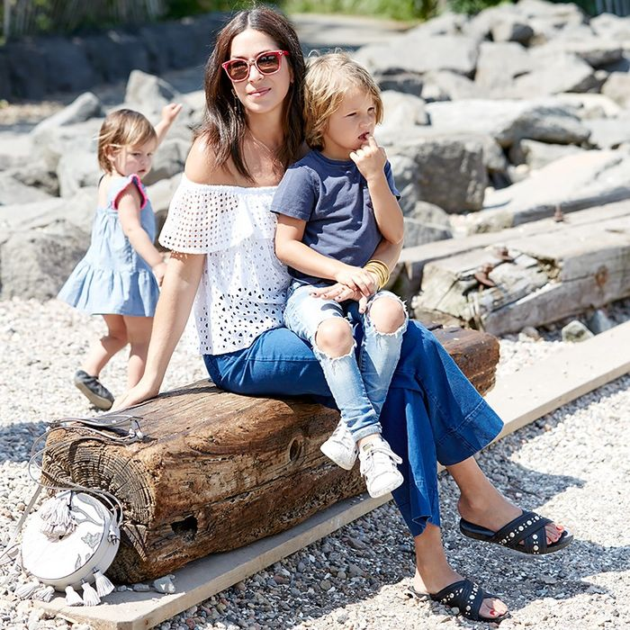 exclusive inside rebecca minkoff s elevated family home in c