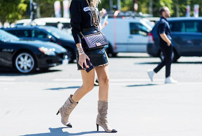 d0c85a16bf Chanel Shoes: The Best 2-Tone Styles Around | Who What Wear UK
