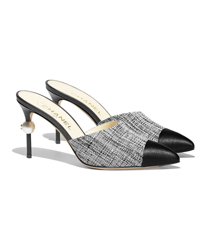 88a91d1a438a Chanel Shoes  The Best 2-Tone Styles Around