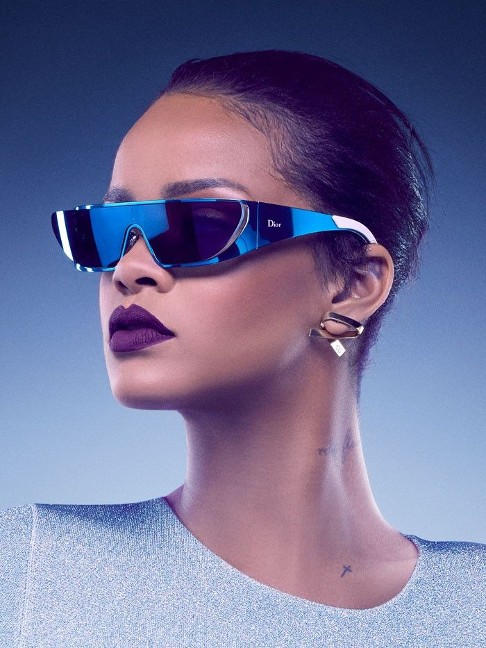 0053b3b9b66 Rihanna s New Dior Sunglasses Will Fly Off the Shelves