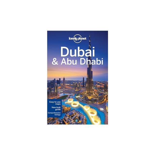 Lonely PLlnet Dubai & Abu Dhabi