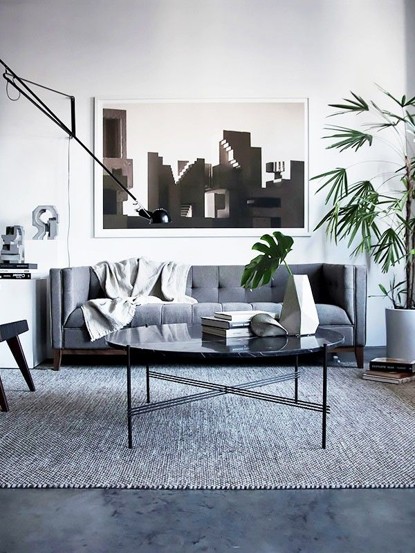 Neutral Living Room | These 9 Gender Neutral Rooms Are Totally On Trend Mydomaine