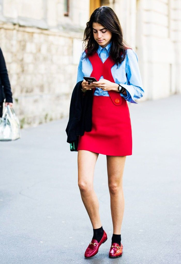 7 Colors That Go With Red Who What Wear