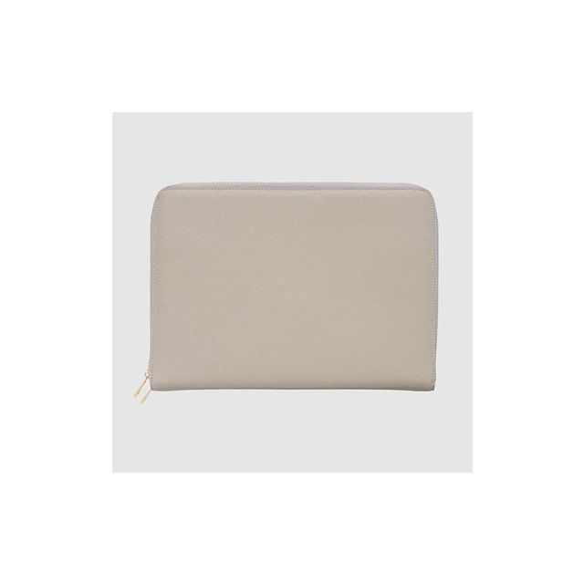 The Daily Edited Storm Grey Laptop Case