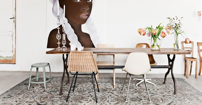 The Dos And Don Ts Of Mastering Mismatched Dining Chair Trend Mydomaine