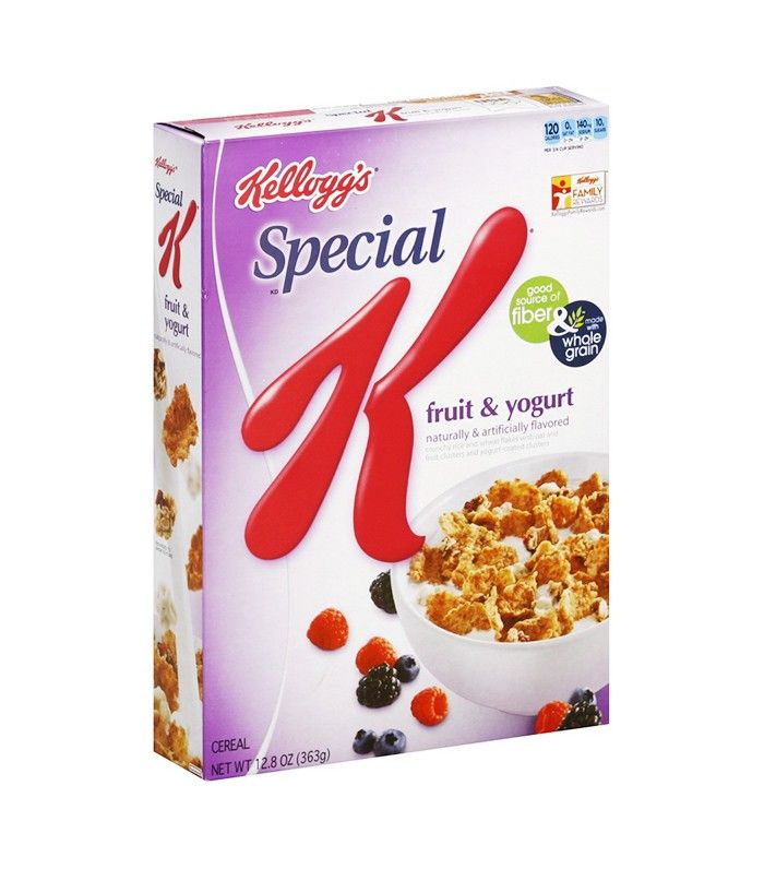 "10 ""Healthy"" Cereals, Ranked By Nutritional Value"