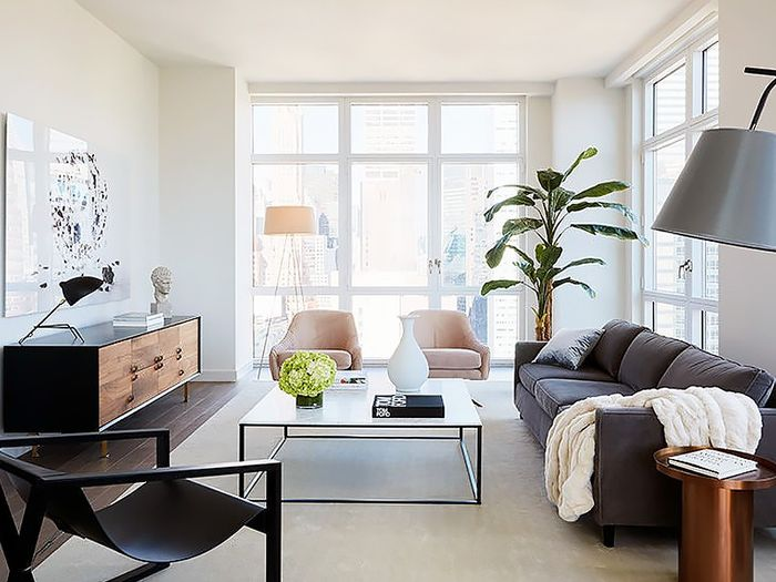 How To Arrange Your Living Room Layout No Matter The Size Mydomaine - Living-room-setup