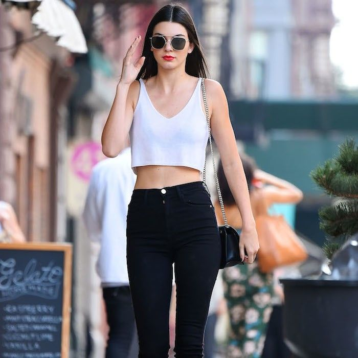 3ba994ea422c7 An A-Z of Kendall Jenner's Favourite Fashion Brands | Who What Wear