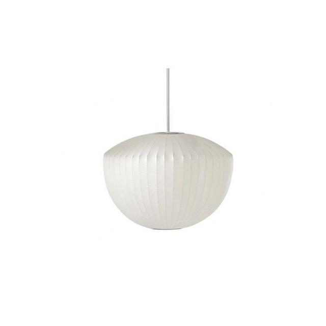 Z Two Lights Replica Nelson Apple Lamp in White
