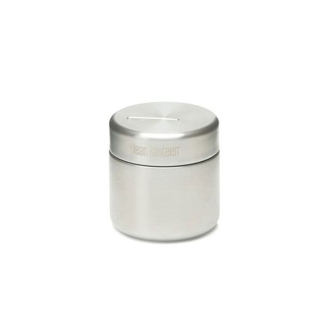 Klean Kanteen 8oz Food Canister / Stainless Lid