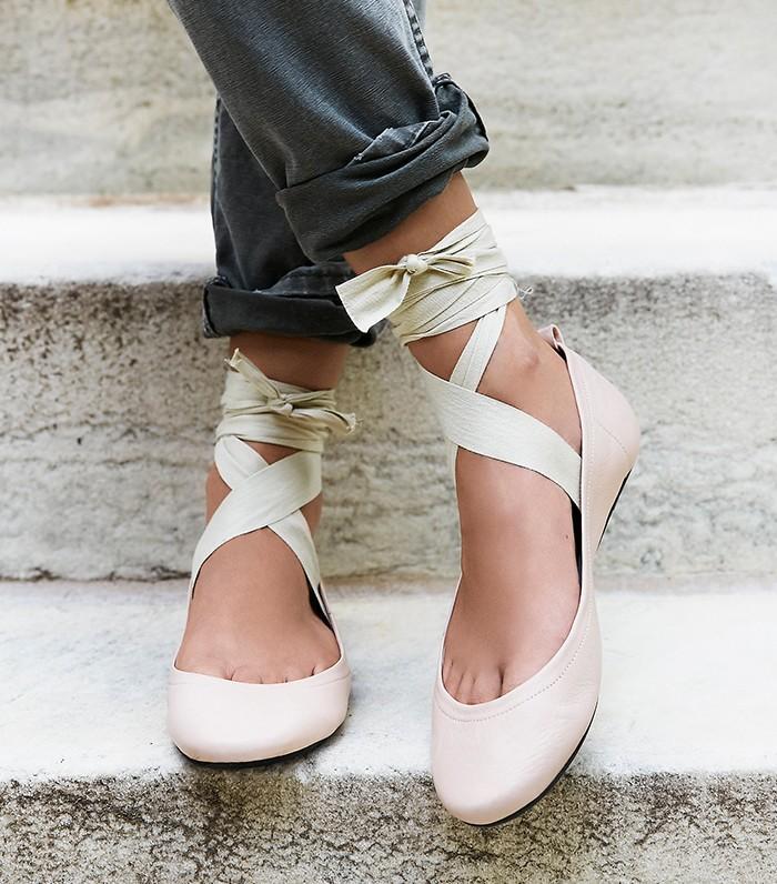 Meet the New Wave of Ballet Flats