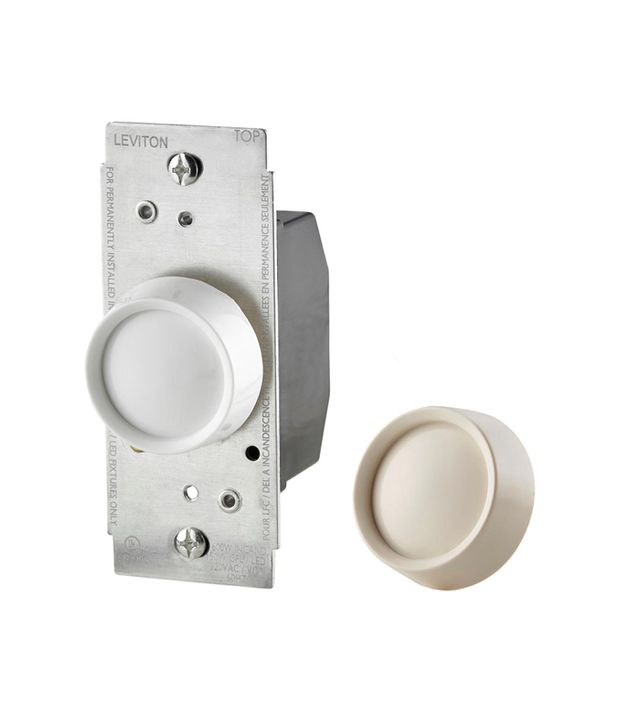 Leviton 3-Way Universal Push On/Off Rotary Dimmer