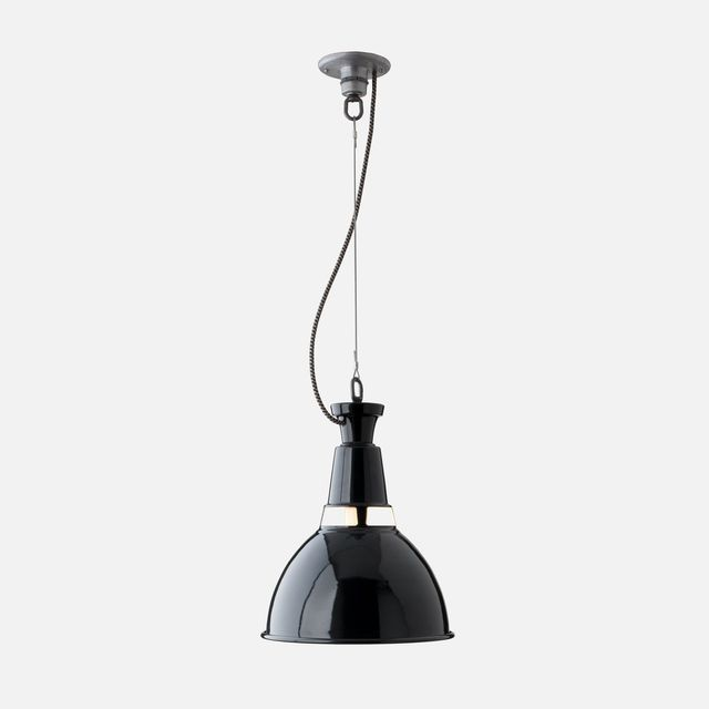Schoolhouse Factory Light 6 Cable Pendant