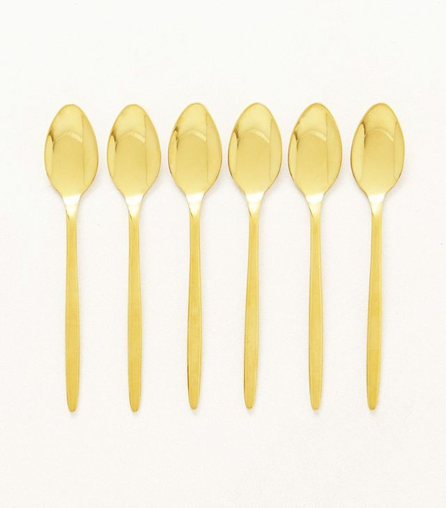 Anthropologie Doma Coffee Spoons