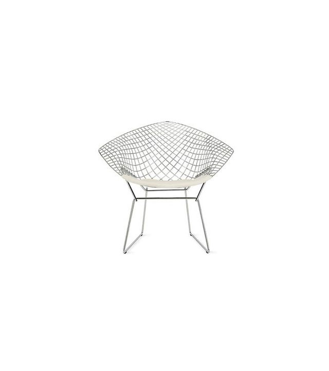 Replica Furniture Replica Harry Bertoia Diamond Chair Powder Coated